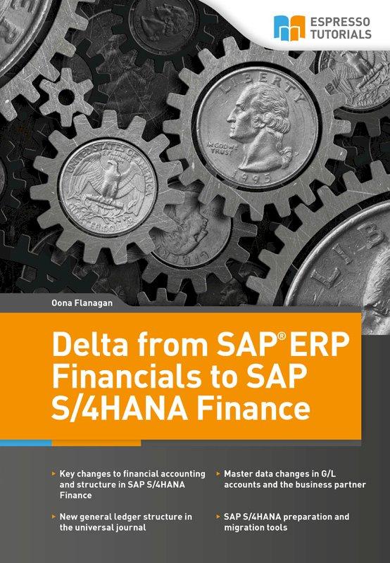 Delta from SAP ERP Financials to SAP S/4HANA Finance