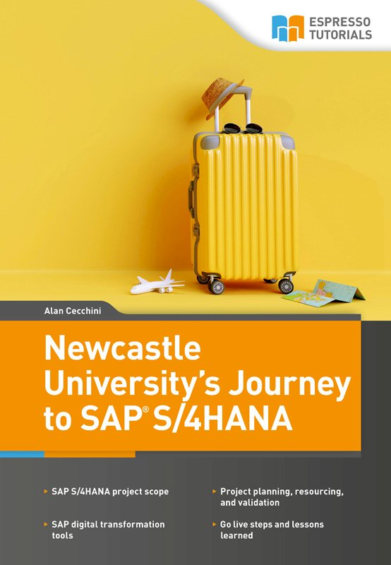 Newcastle University's Journey to SAP S/4HANA