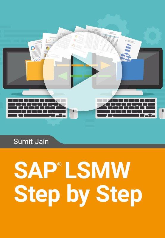 SAP LSMW Step by Step