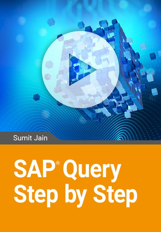 SAP Query Step by Step