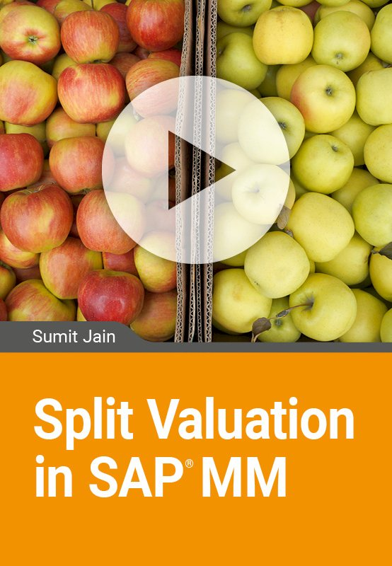 Split Valuation in SAP MM