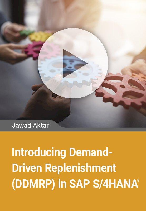 Introducing Demand-Driven Replenishment (DDMRP) in SAP S/4HANA