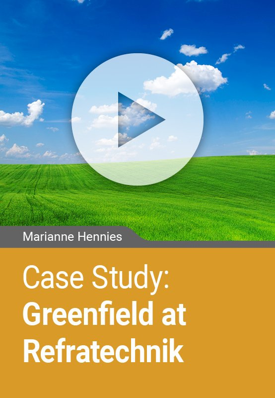 Case Study: Greenfield implementation of SAP S/4HANA at Refratechnik