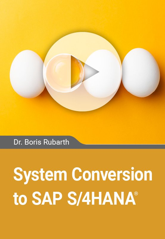 System Conversion to SAP S/4HANA