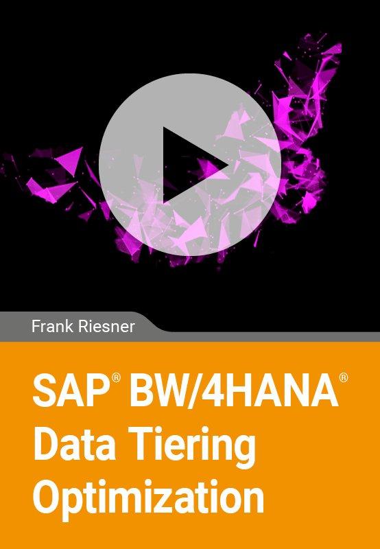 SAP BW/4HANA Data Tiering Optimization